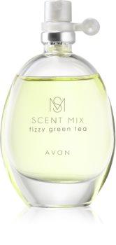 Avon Scent Mix Fizzy Green Tea Eau de Toilette Naisille