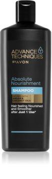 Avon Advance Techniques 360 Nourishment Voedende Shampoo met Marokkaanse Arganolie  voor Alle Haartypen