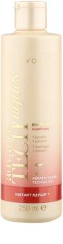 Avon Advance Techniques Instant Repair 7 възстановяващ шампоан с кератин за увредена коса