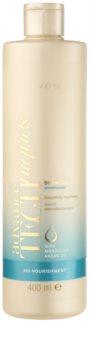 Avon Advance Techniques 360 Nourishment odżywczy szampon z olejkiem arganowym marokńskim do wszystkich rodzajów włosów