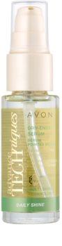 Avon Advance Techniques Daily Shine Serum för torra hårtoppar