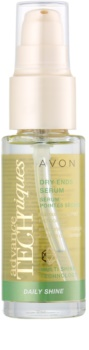 Avon Advance Techniques Daily Shine szérum a száraz hajvégekre