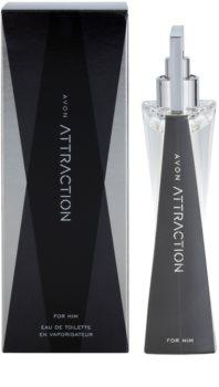 Avon Attraction for Him Eau de Toilette for Men