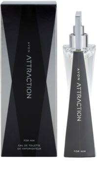 Avon Attraction for Him eau de toilette para homens