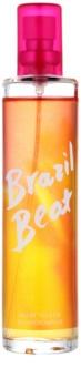 Avon Brazil Beat Eau de Toilette para mulheres 50 ml