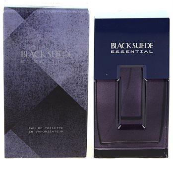 Avon Black Suede Essential eau de toilette para hombre 75 ml
