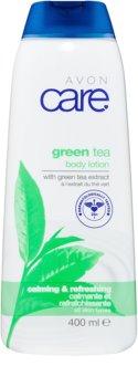 Avon Care leite corporal apaziguador  com chá verde
