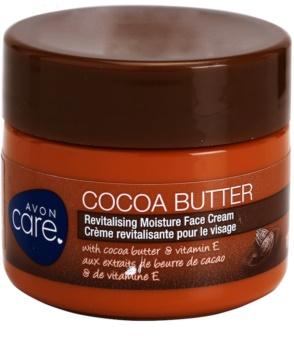 Avon Care Revitalizing Moisturizing Face Cream with Cocoa Butter
