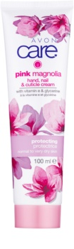 Avon Care crema de manos protectora con vitamina E