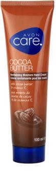 Avon Care crema hidratante revitalizante para manos  con manteca de cacao y vitamina E