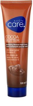 Avon Care revitalisierende, feuchtigkeitsspendende Handcreme mit Kakaobutter und Vitamin E