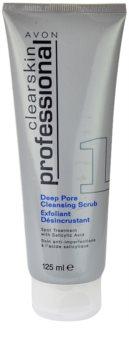 Avon Clearskin  Professional peeling de limpeza profunda
