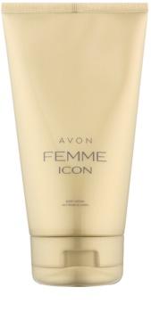 Avon Femme Icon leite corporal para mulheres