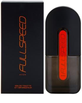 Avon Full Speed Eau de Toilette για άντρες