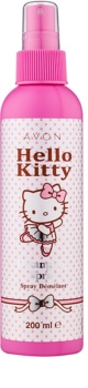 Avon Hello Kitty bezoplachová starostlivosť pre jednoduché rozčesávanie vlasov