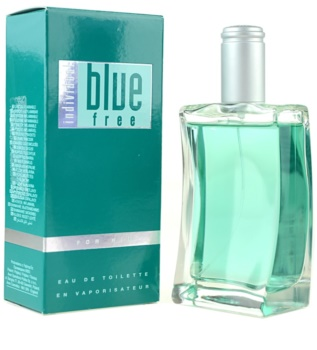 Avon Individual Blue Free туалетна вода для чоловіків