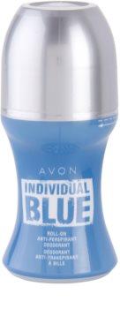 Avon Individual Blue for Him дезодорант кульковий для чоловіків