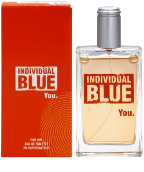 Avon Individual Blue You eau de toilette para hombre 100 ml