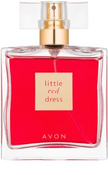 Avon Little Red Dress Eau de Parfum para mulheres