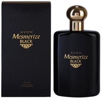 Avon Mesmerize Black for Him Eau de Toilette per uomo