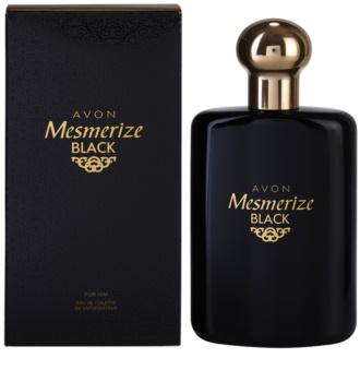 Avon Mesmerize Black for Him Eau de Toilette για άντρες