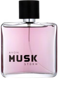 Avon Musk Storm Eau de Toilette para homens 75 ml