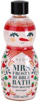 Avon Mrs. Frosty pěna do koupele s vůní