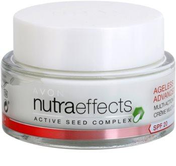 Avon Nutra Effects Ageless Advanced denní krém SPF 20