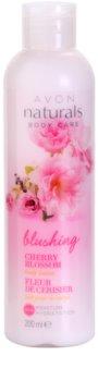 Avon Naturals Body hydratační tělové mléko s třešňovým květem