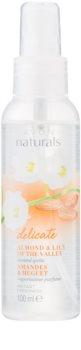 Avon Naturals Body spray corporal con almendras y lirios de los valles