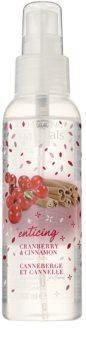 Avon Naturals Fragrance spray corporal con arándanos y canela