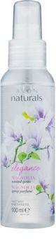 Avon Naturals Fragrance spray de corpo suave com magnólia