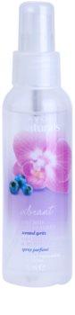 Avon Naturals Fragrance sprej za tijelo s orhidejom i borovnicom