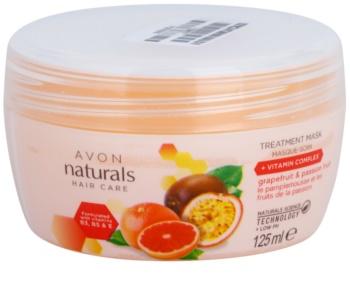 Avon Naturals Hair Care mascarilla regeneradora para cabello