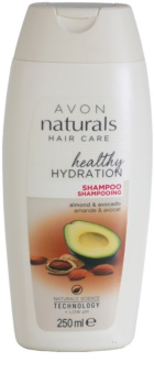 Avon Naturals Hair Care champú regenerador para cabello seco y dañado