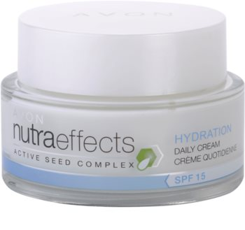 Avon Nutra Effects Hydration creme de dia hidratante SPF 15