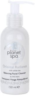 Avon Planet Spa Oriental Radiance Gel ansiktsrengörare  Med vitt te