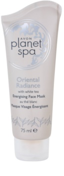 Avon Planet Spa Oriental Radiance Energigivande peel-off ansiktsmask  Med vitt te