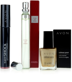 Avon Party Glamour lote cosmético I.