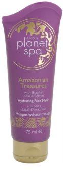 Avon Planet Spa Amazonian Treasures hydratačná pleťová maska