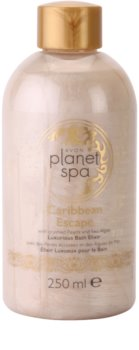 Avon Planet Spa Caribbean Escape Relaxing Bath With Extracts Of Pearl And Seaweed