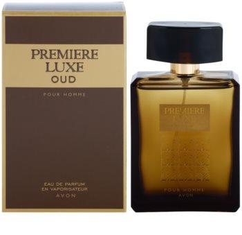 Avon Premiere Luxe Oud eau de parfum pentru bărbați