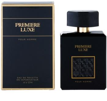 Avon Premiere Luxe eau de toilette pentru bărbați
