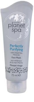 Avon Planet Spa Perfectly Purifying masca cu minerale din Marea Moartă