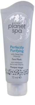 Avon Planet Spa Perfectly Purifying máscara de limpeza com minerais do Mar Morto