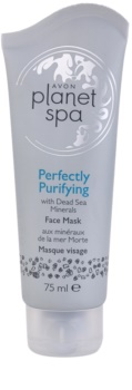 Avon Planet Spa Perfectly Purifying Очищающая маска с минералами Мертвого моря