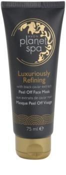 Avon Planet Spa Luxury Spa Lyxig förfinande peel-off mask Med extrakt av svart kaviar