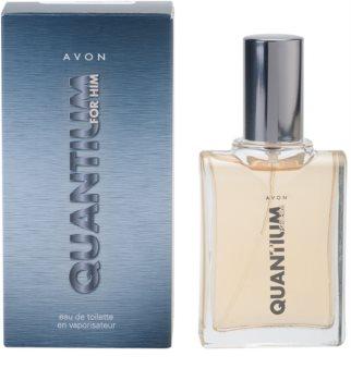 Avon Quantium for Him eau de toilette per uomo