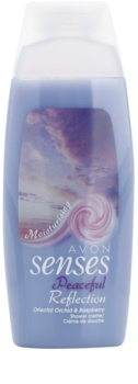Avon Senses Reflection Peaceful crema de ducha con efecto humectante