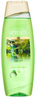 Avon Senses Oriental Zen gel de ducha con olor a jazmín